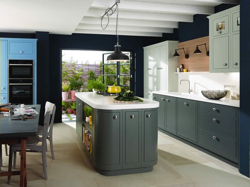 contemporary kitchen 12