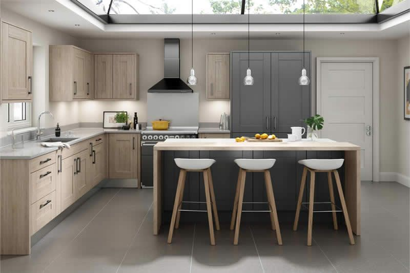 contemporary kitchen 15
