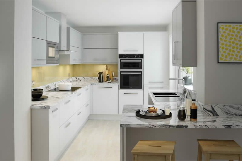 contemporary kitchen 32