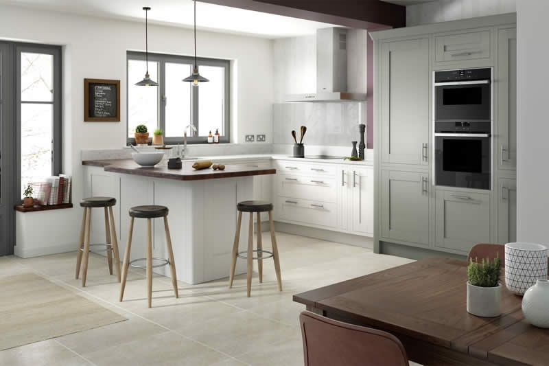 contemporary kitchen 38