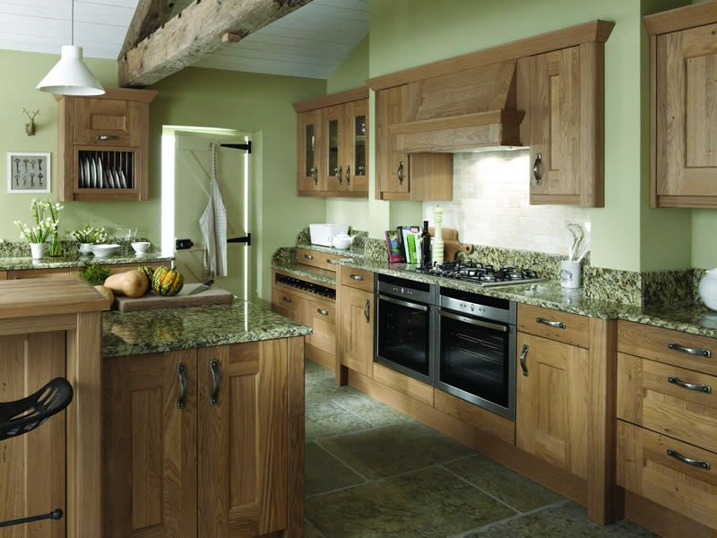 traditional kitchens 37